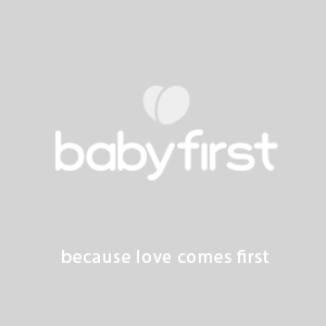 Baby First Change Pad White