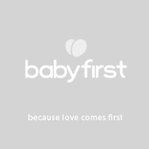BABY EARMUFF HEADBAND - White