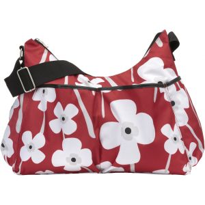 Mod Flower Tote Nappy Bag