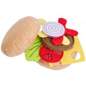Felt Hamburger