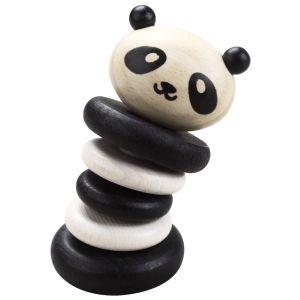 Panda Rattle