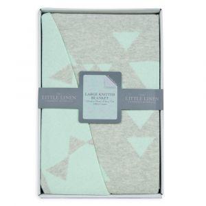 Cotton Cot Knit Blanket Sega