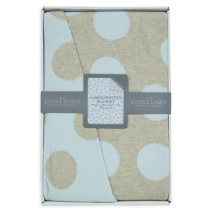 Cotton Cot Knit Blanket Windsor