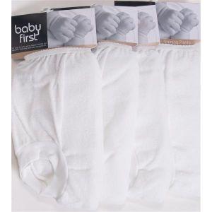 Training Pants White Size 3