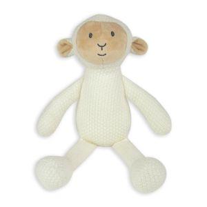 Pearl Knit Toy - Lamb