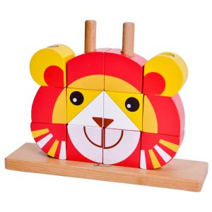 Lion Uni Blocks