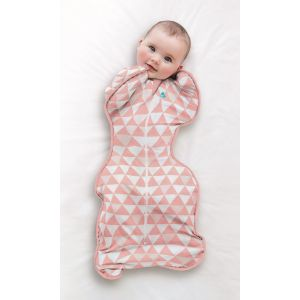 SwaddleUp Bamboo Lite Coral