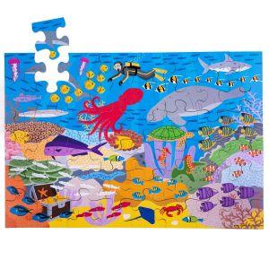 Under the Sea Floor Puzzle (48 piece)