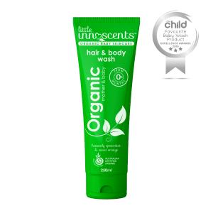 Organic Hair & Body Wash 250ml