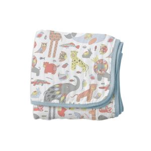 Weego Stroller Blanket - Wildlife