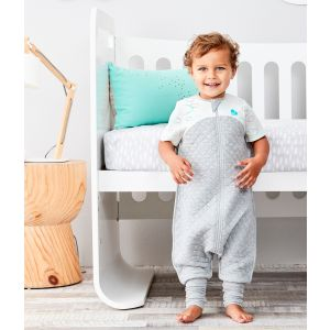 Sleep Suit 1.0 Tog White