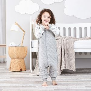 Sleep Suit 2.5 Tog White