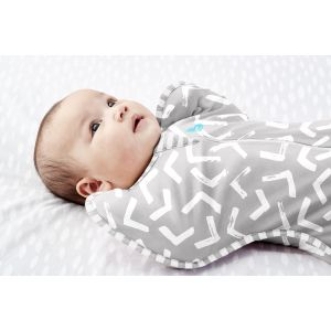 Swaddle UP BAMBOO LITE Grey