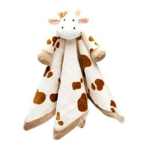 Diinglisar Cuddle Blanket Cow
