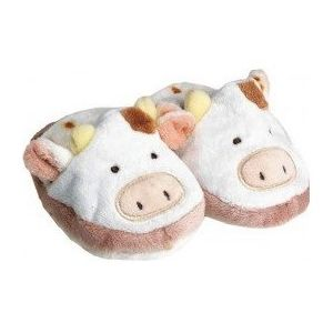 Diinglisar Slippers Cow