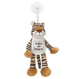"Diinglisar ""Baby on Board"" Tiger"