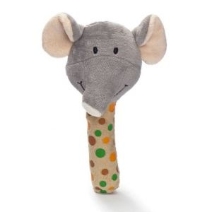 Diinglisar Mirror/Rattle Elephant