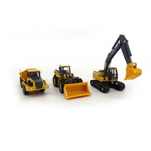 John Deere 1:64 Construction Assortment