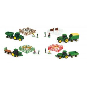 10 Piece Mini Farm Set Assorted