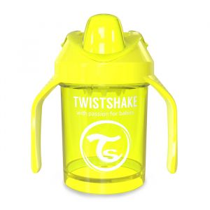Mini Cup Yellow 230Ml 4+M