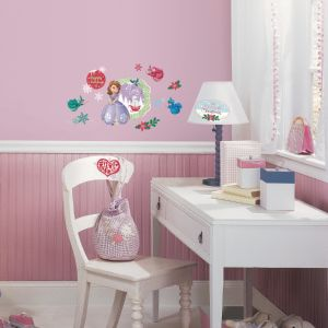 Sofia The First Holiday Wall Decals