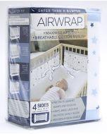 Airwrap 4 Sides Star Blue - Guaze