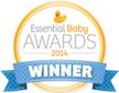 Essential baby Awards Winner 2014