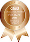 My Child Excellence Awards 2017 - Bronze - Favourite Outdoor Product - Sun Lotion SPF30+