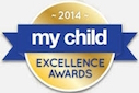 Gaia My Child Awards 2014 Logo